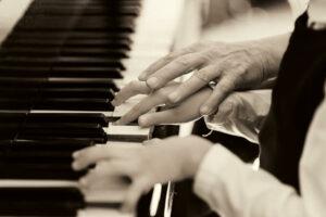 Klavierunterricht an der WunderMusikSchule