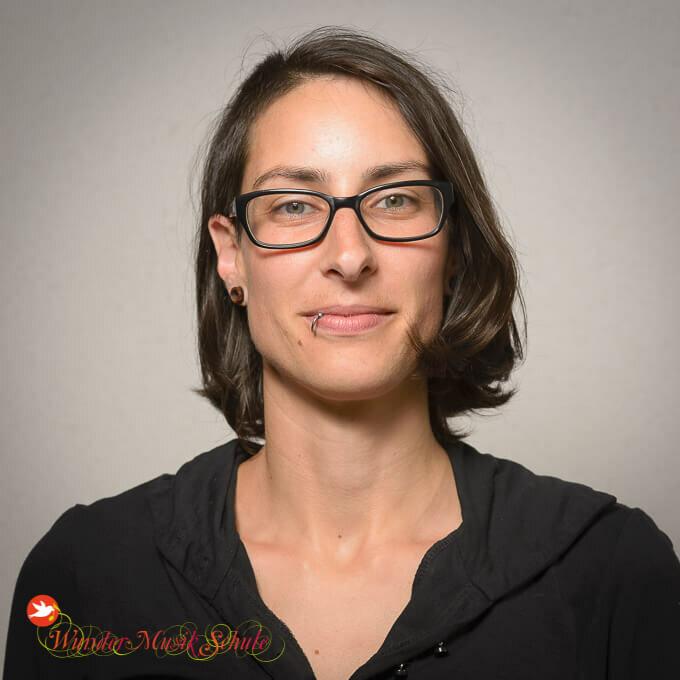 Portrait von Denise Wunder