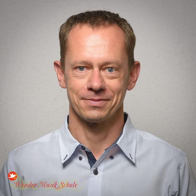 Portrait von Tobias Lange
