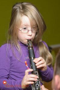 Klarinettenunterricht an der WunderMusikSchule