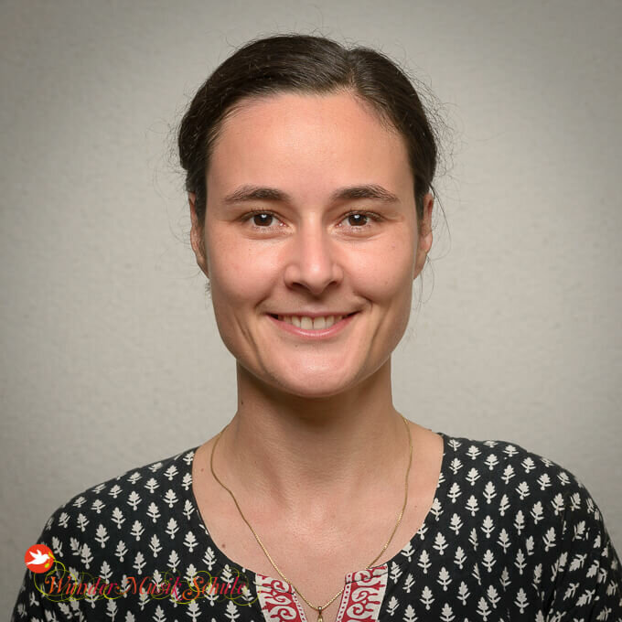 Portrait von Eva Vossmerbäumer