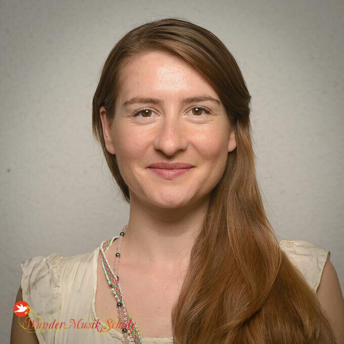 Portrait von Pamela Baida