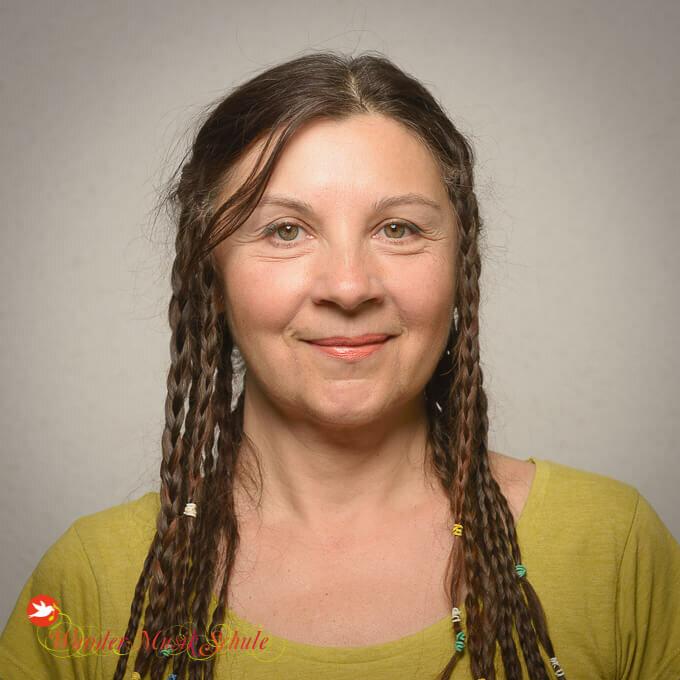 Portrait von Galina Baida