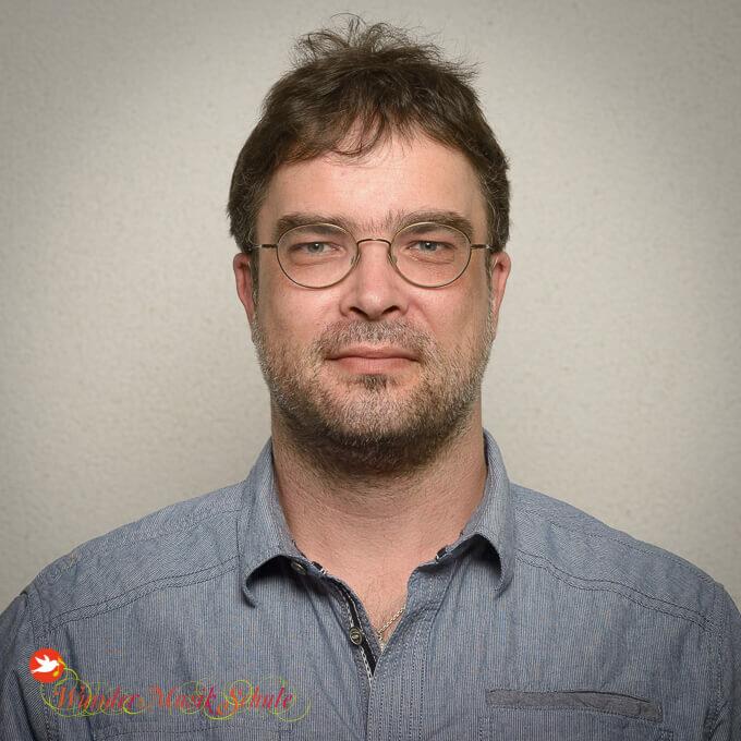 Portrait von Patrick M. Wunder