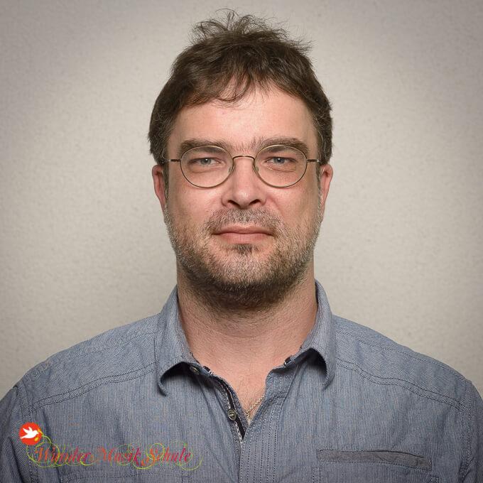 Portrait Patrick Wunder