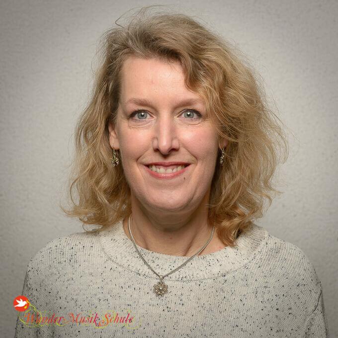 Portrait von Ursula Hillermann