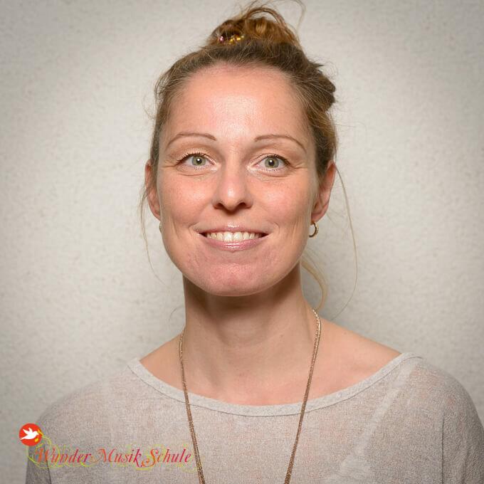 Portrait von Mareen Wilke