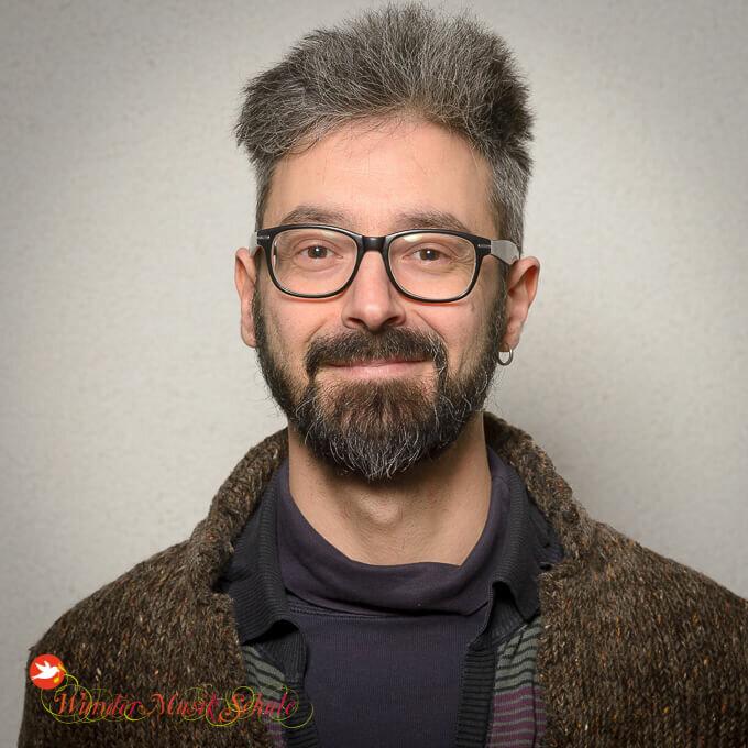 Portrait von Mattia Silli