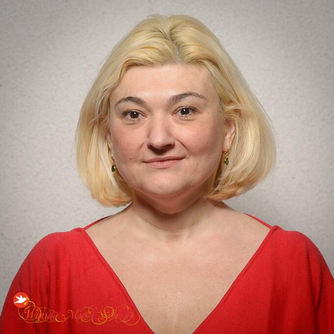 Portrait von Alexandra Filonenko
