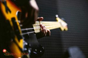 Bass-Gitarrenunterricht an der WunderMusikSchule