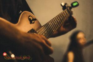 E-Gitarrenunterricht an der WunderMusikSchule