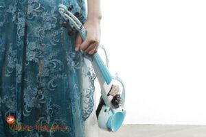E-Violinenunterricht an der WunderMusikSchule