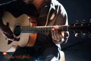 Gitarrenunterricht an der WunderMusikSchule