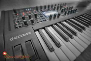 Keyboardunterricht an der WunderMusikSchule