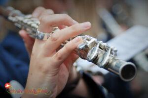 Querflötenunterricht an der WunderMusikSchule