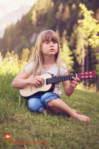 Ukulelenunterricht an der WunderMusikSchule